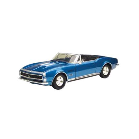 Motormax MOT73301AC-MBL 1967 Chevrolet Camaro SS Convertible