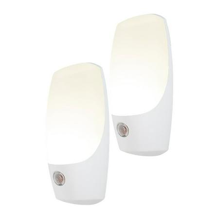 Energizer Automatic LED Night Light, Light Sensing, 2-Pack, 37101