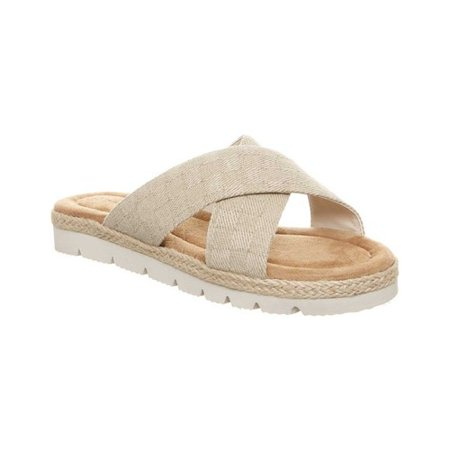 Evelyn Naturals (Women's Bearpaw Evelyn Slide )