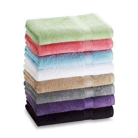 "7-pack: 27"" X 52"" 100% Cotton Extra-absorbent Bath Towels by Ruthy's textile"
