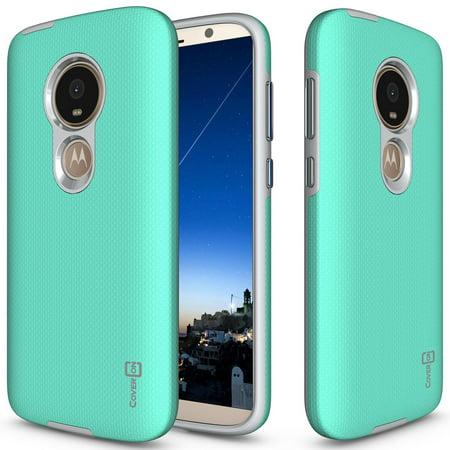 finest selection 5ba00 80471 CoverON Motorola Moto E5 Play / Moto E5 Cruise Case, Rugged Series  Protective Hybrid Phone Cover