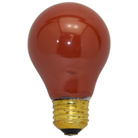 Replacement for HALCO A19RED60C 2 PACK replacement light bulb lamp