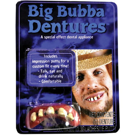 Big Bubba Teeth Halloween Accessory](Halloween Donuts With Teeth)