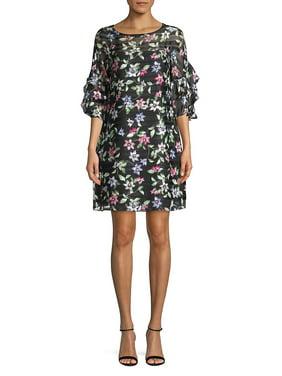 001e119145381 Product Image Ruffled A-Line Dress. Vince Camuto
