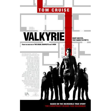 - Valkyrie (2008) 11x17 Movie Poster