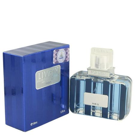 Lively par Parfums Lively Eau De Toilette Spray 3.4 oz (Hommes) 100ml - image 3 de 3