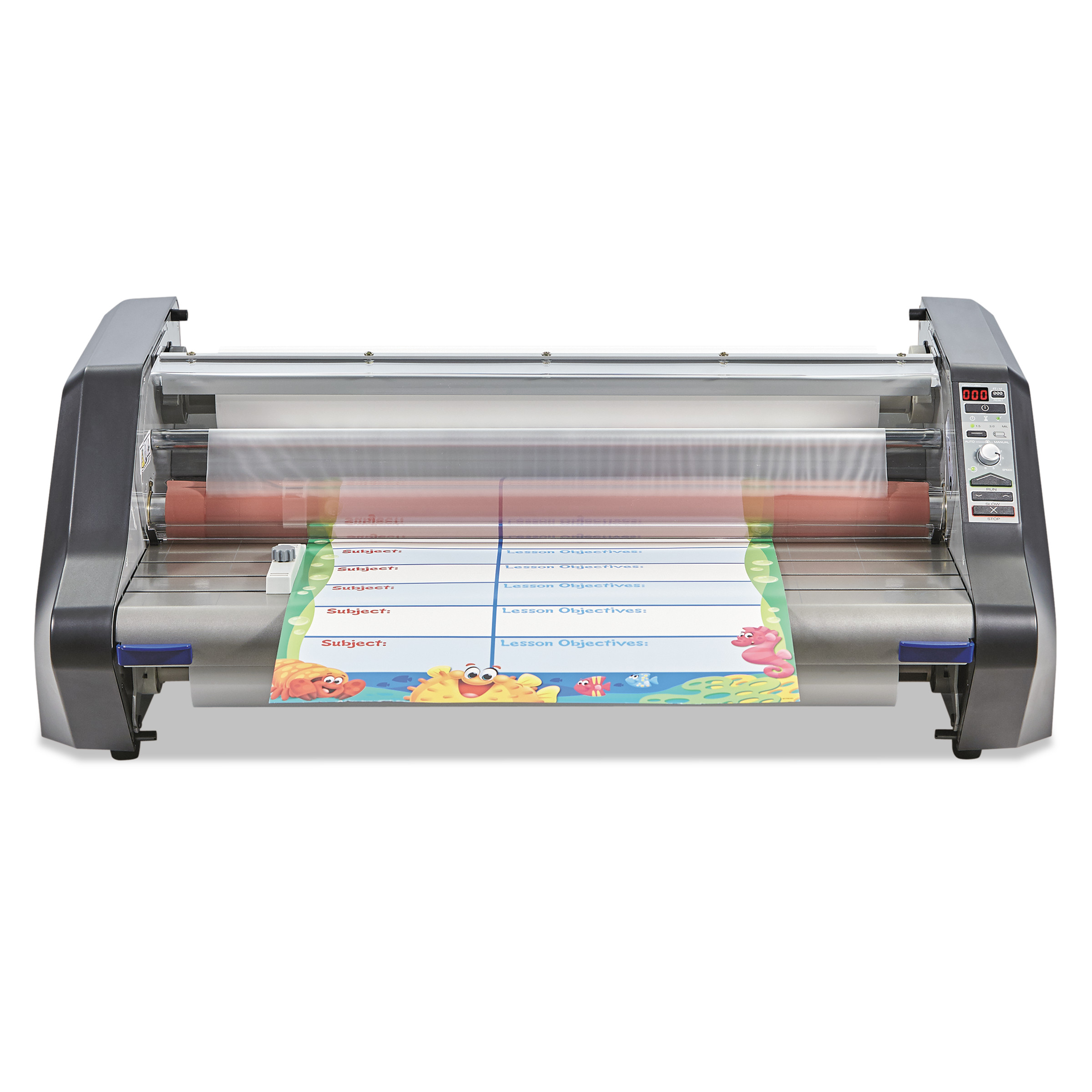 "GBC Ultima 65 Thermal Roll Laminator, 27"" Wide, 3mil Max Document Thickness"