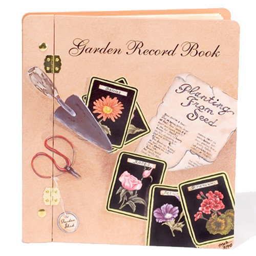 Lexington Studios 12011 Garden Record Large Photo Album by Lexington Studios