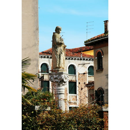 Laminated Poster Italy Venice Building Architecture Poster Print 24 X 36