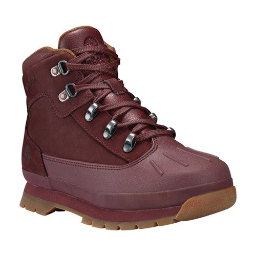 Children's Timberland Euro Hiker Shell Toe Boot Junior by Timberland