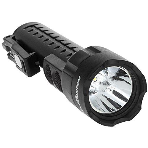Bayco Products BAY-NSP-2422B Dual-light Flashlight W/ Dual Magnets