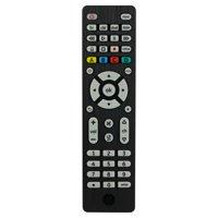 GE 4-Device Universal Remote Control, Black, 34457