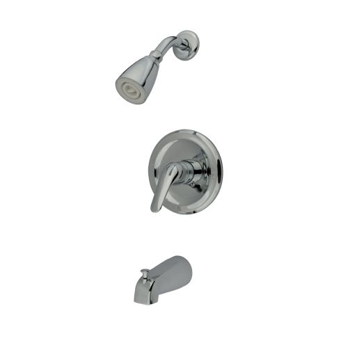 Kingston Brass GKB53.L Chatham Tub and Shower Trim with Single Function Shower H