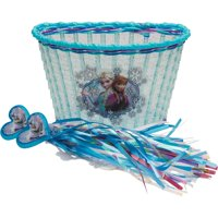 Disney Frozen Accessory Pack Bike Basket and Streamers