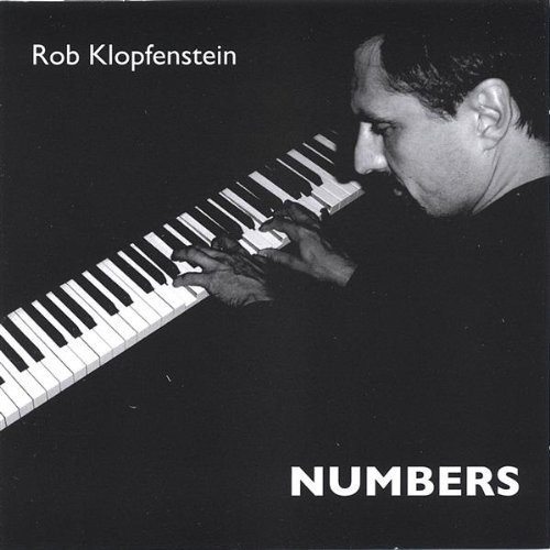 Rob Klopfenstein - Numbers [CD]