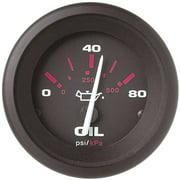 SeaStar Solutions Amega Oil Pressure Gauge