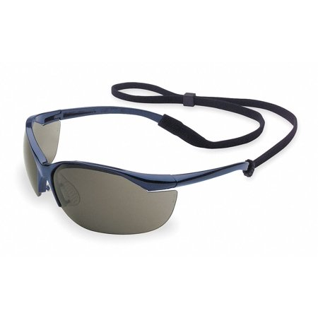 Vapor Scratch-Resistant Safety Glasses, TSR Gray Lens Color
