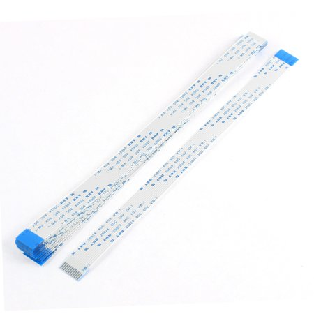 20Pcs 1.0mm Pitch 12 Pin AWM 20624 80C 60V -1 Flexible Flat Cable 200mm 12 Pin Connection Cable