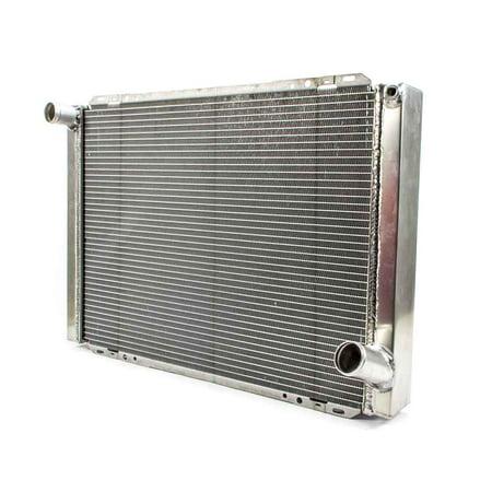 "HOWE 27-3/4"" W x 20"" H x 3"" D Aluminum Radiator P/N 342A28NF"