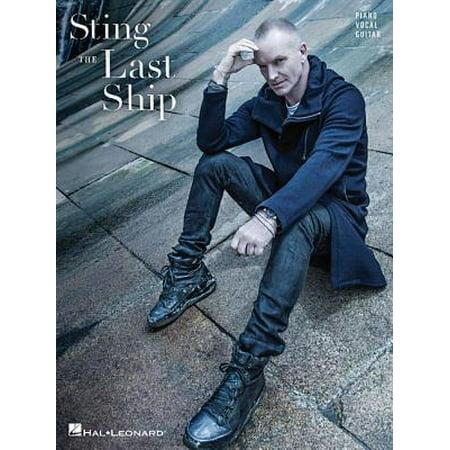 Sting: The Last Ship (The Last Ship Sheet Music)