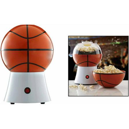 Brentwood Basketball Popcorn Maker for $<!---->