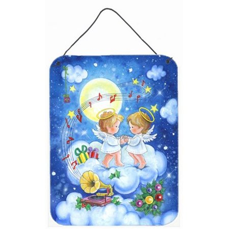 Carolines Treasures APH3790DS1216 Angels Making Music Together Wall or Door Hanging Prints - image 1 of 1