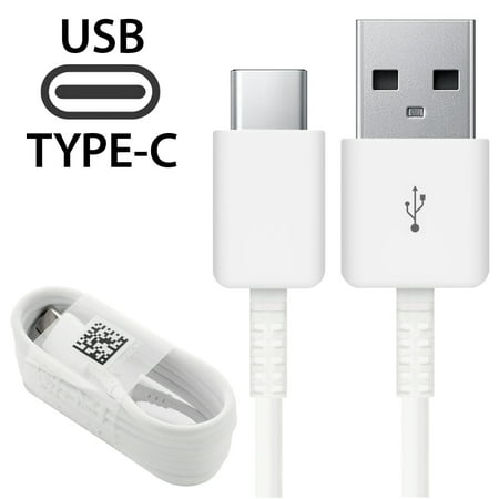 USB Type C Charging Cable (4ft), OEM USB C Type C Charger Cord for Samsung Galaxy Note 9 8 S10+ S10 S10E S9 S9+ S8 S8+, LG G7 G6 G5 V40 V30 V20, Nexus 5 5X, Google Pixel 3/3 XL, Oneplus 6T/6/5 by (Best Charger For Lg V20)