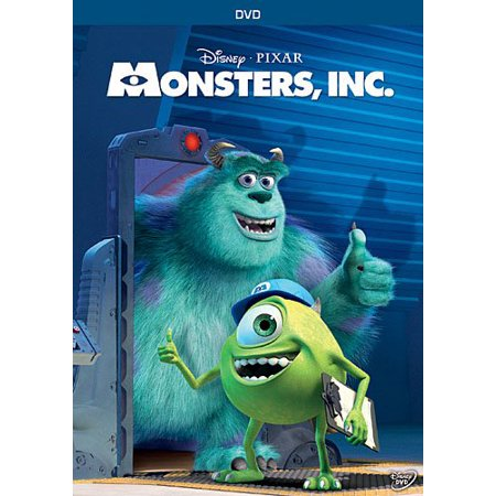 Monsters, Inc. (DVD)](Monster High Halloween Movie Ghouls Rule)