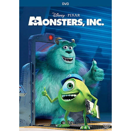 Monster Dvi Adapter (Monsters, Inc. (DVD) )