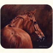 Fiddlers Elbow m997 Chestnut Horse Mouse Pad, Pack Of 2