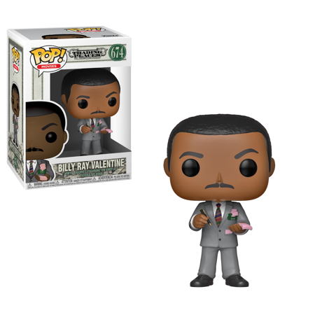 63 Cc Head - Funko POP! Movies: Trading Places - Billy Ray Valentine