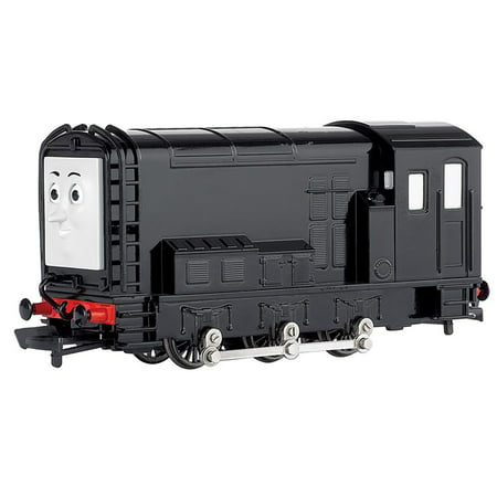 Bachmann Trains HO Scale Thomas and Friends Villain Diesel Engine w/ Moving Eyes ()