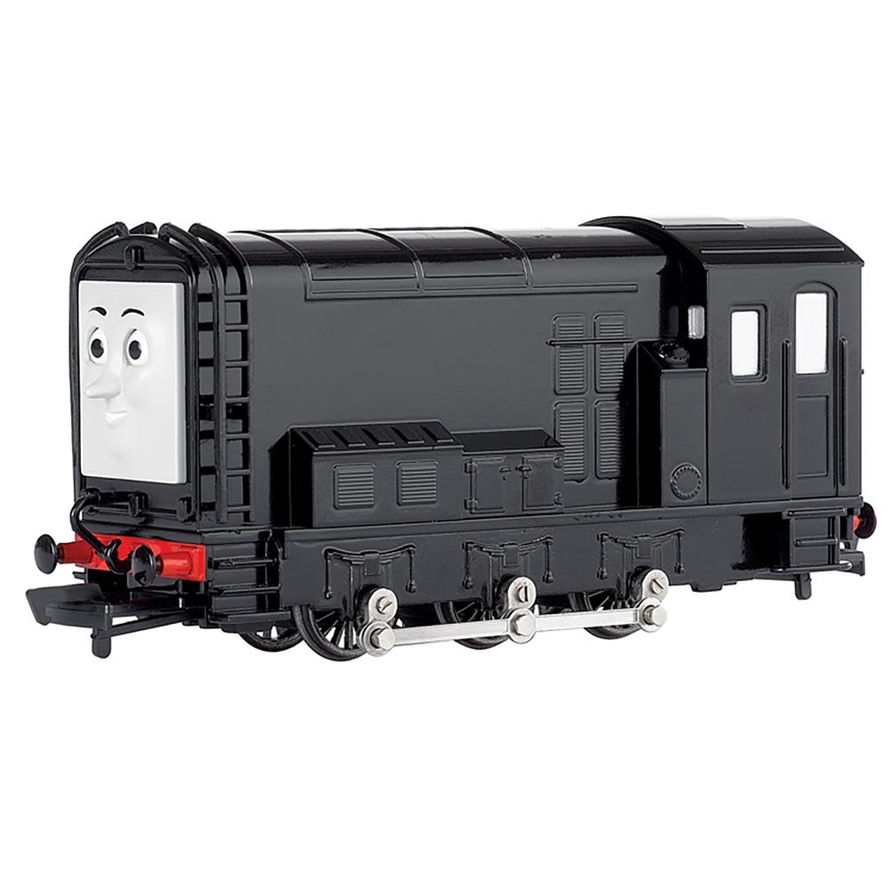 Bachmann Trains HO Scale Thomas and Friends Villain Diesel Engine w/ Moving Eyes