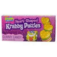Frankford Spongebob Gummy Krabby Patty Tbox 2.54oz