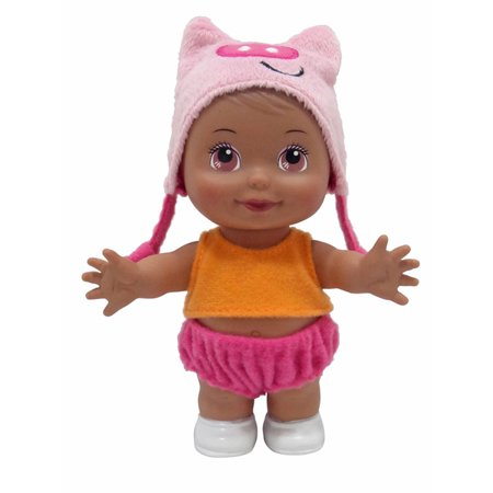 Themes For Sweet 15 (My Sweet Love 5.5-inch Animal Friends Doll, African American, Pig)