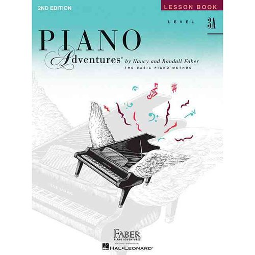 Piano Adventures: Level 3A: Lesson Book