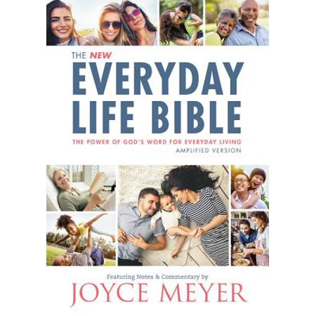 The Everyday Life Bible : The Power of God's Word for Everyday (Life History Of Joseph In The Bible)