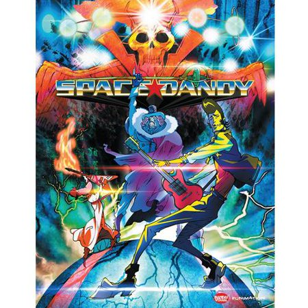 space dandy season one limited edition blu ray dvd walmart com