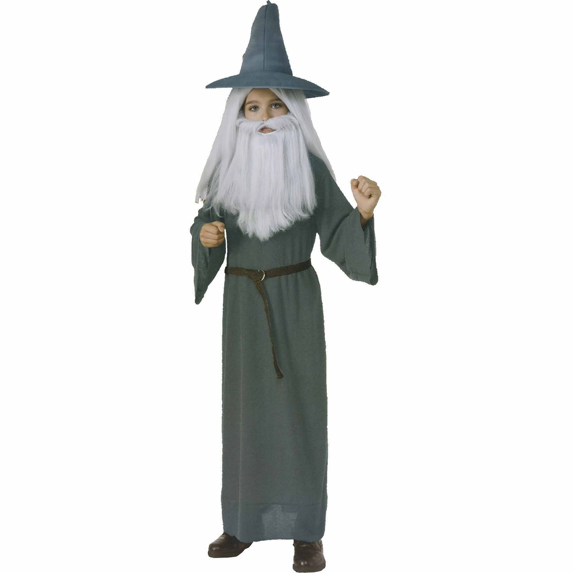 Hobbit Gandalf Child Halloween Costume - Walmart.com