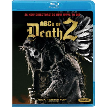 ABCs of Death 2 (Blu-ray) - 13 Day Of Halloween Abc Family