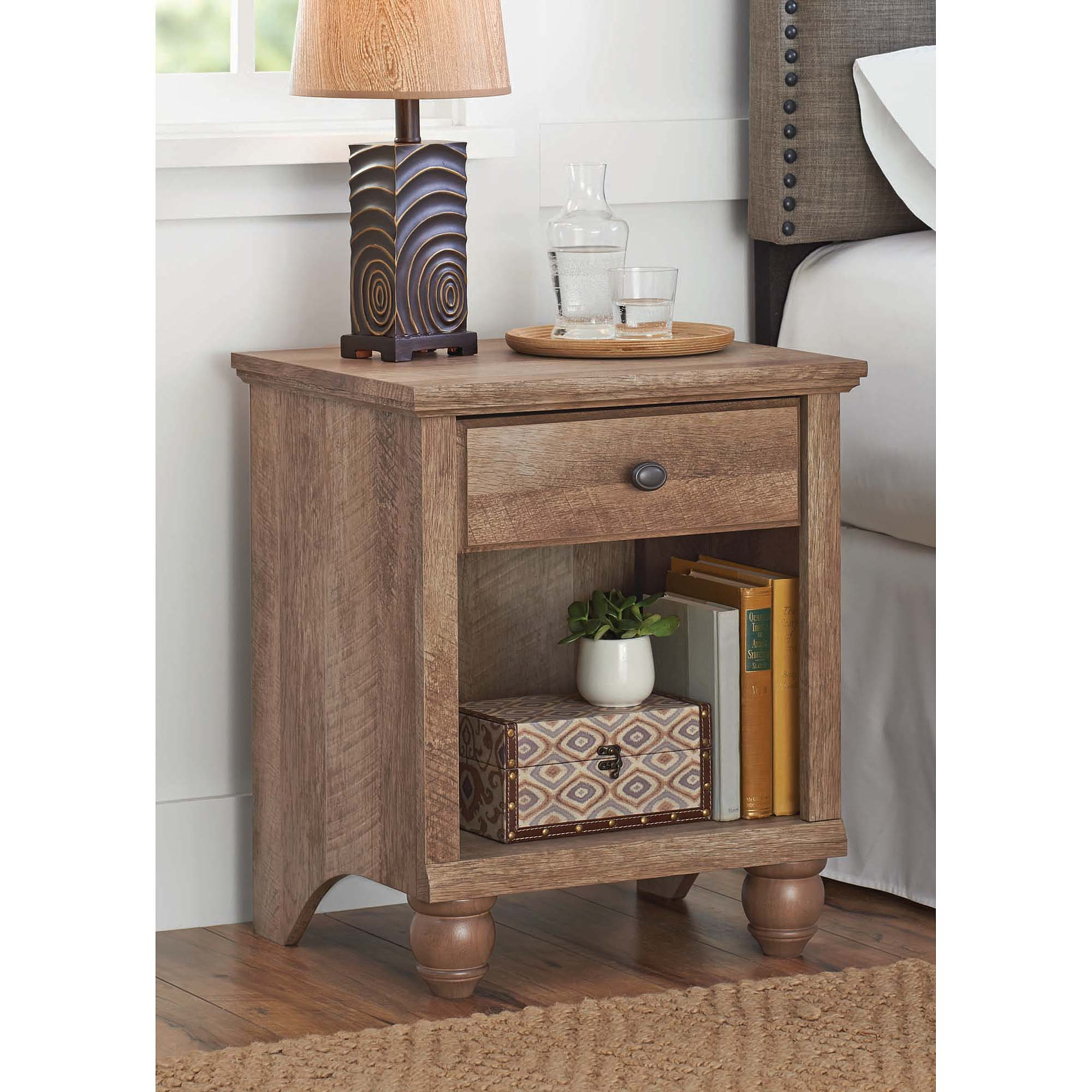 Better Homes and Gardens Crossmill End Table Multiple Finishes