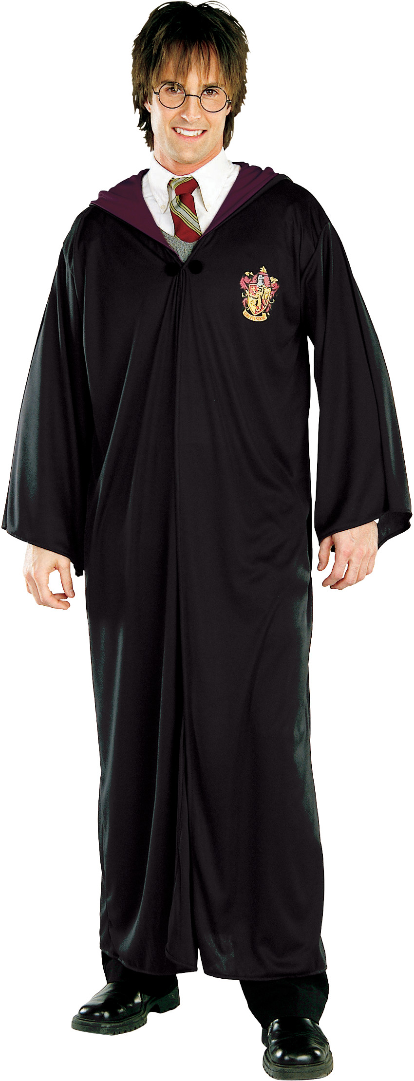 Adult Harry Potter or Hermione Granger Costume Robe New  sc 1 st  Walmart & Adult Harry Potter or Hermione Granger Costume Robe New - Walmart.com