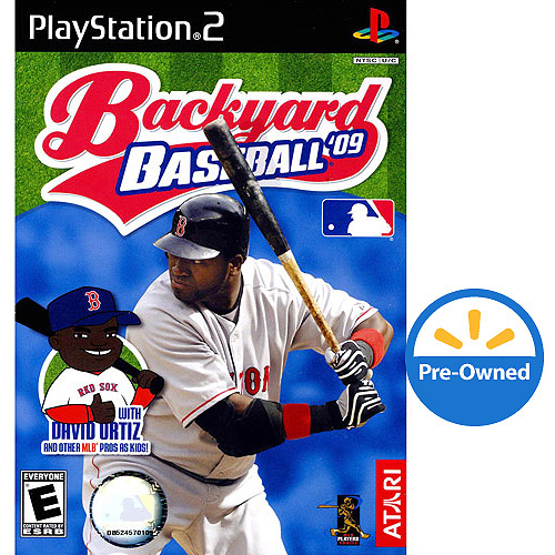 Backyard Baseball 2009  (ps2) - Pre-owne