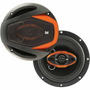 """Dual DWS654 125W 6.5"""" 4-Way Speakers"""
