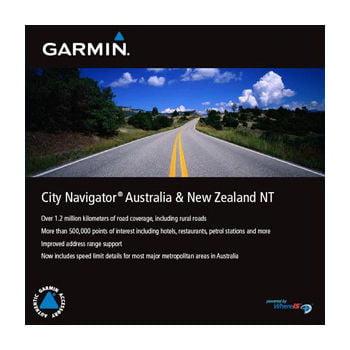 Garmin 010-11875-00 City Navigator Australia & New Zealand NT - microSD/SD card