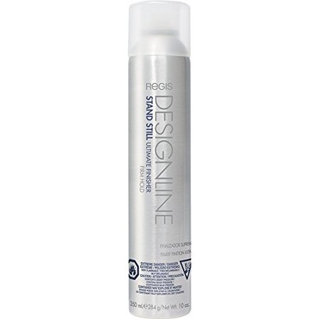Ultimate Final Polish Spray (Stand Still Ultimate Finisher, 10 oz - DESIGNLINE - Hair Finishing Spray for Volumizing, Adding Texture, and Setting Dry Hair )