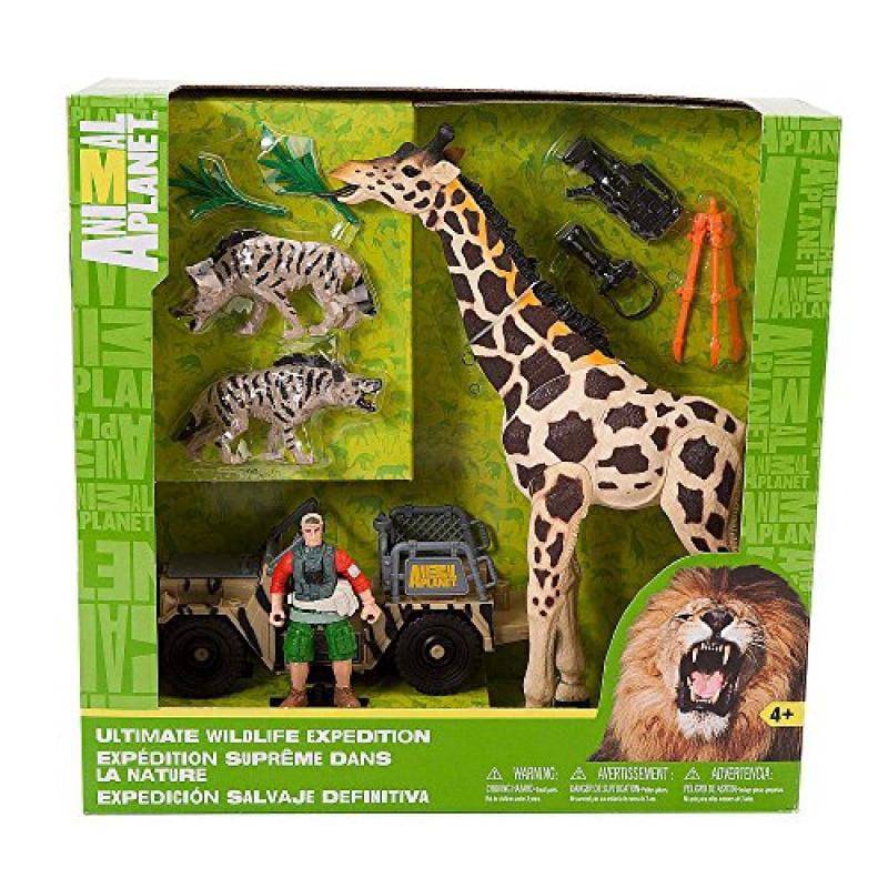 Animal Planet Giraffe Playset