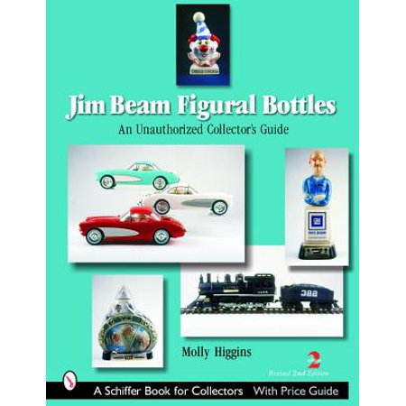 Jim Beam Figural Bottles : An Unauthorized Collector's