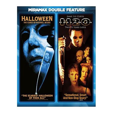 Halloween VI: The Curse Of Michael Myers / Halloween: H20 (Blu-ray) - Halloween H20 Face To Face