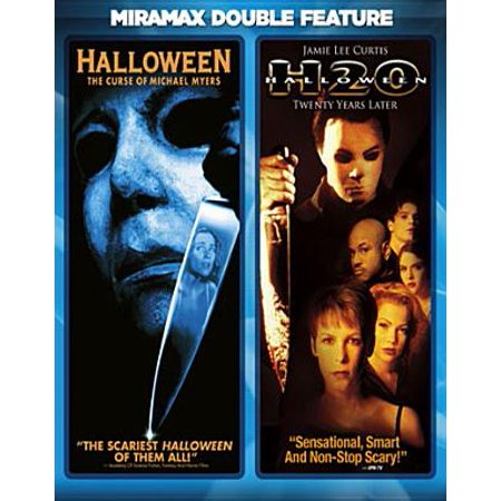 Halloween Michael Myers Collection Dvd (Halloween VI: The Curse Of Michael Myers / Halloween: H20 (Blu-ray))